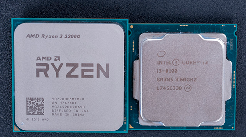 Ryzen 3 2200G VS Core i3...