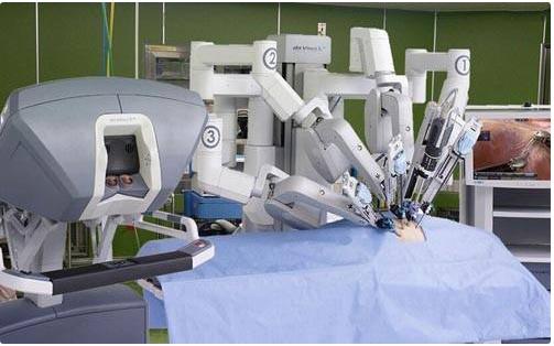 智能医疗机器人面世,确诊率比专业医生更高