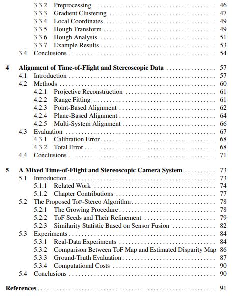 TOF飞行时间相机的原理是什么使用方法和应用的详细资料概述