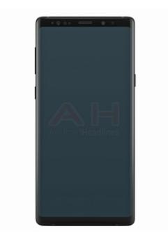 三星Galaxy Note 9官方渲染图曝光:全...
