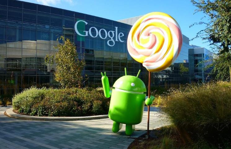 谷歌因Android涉嫌垄断被欧盟开巨额罚单