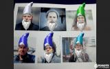 GDC 2018大会,AR技术将参观者的脸化妆成小矮人形象
