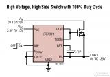 快速、150V、高压侧NMOS静态开关驱动器LTC®7001