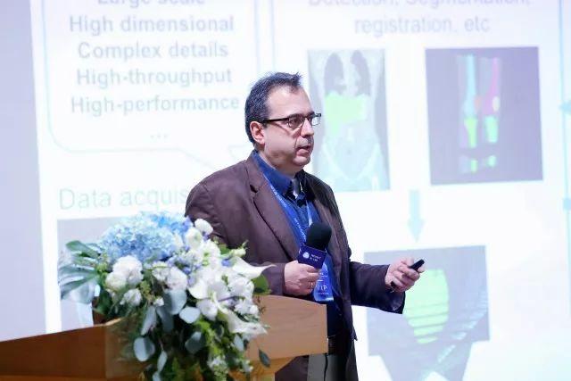 美国大学教授Dimitris Metaxas:AI和医疗结合下的全新世界