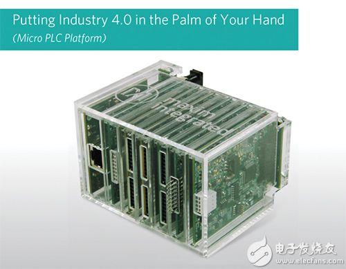 Maxim Integrated 微型 PLC 紧凑型模块化平台图片