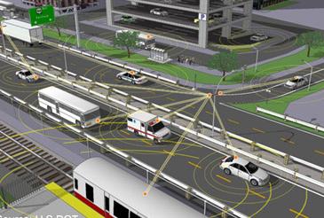 5G技术在无人驾驶汽车中的应用