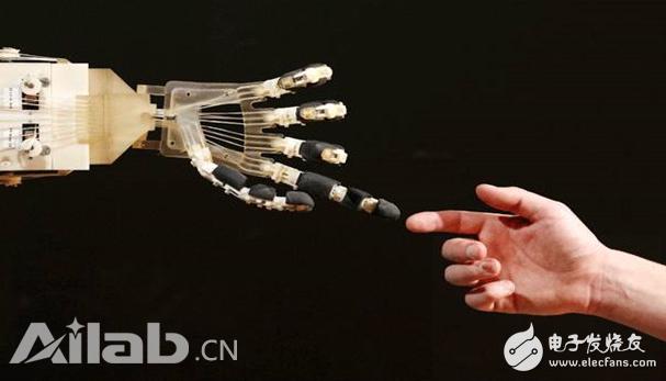 盘点机器人不能代替人类所做的10件事