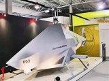 国内无人直升机最新展示