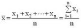 均值、方差、均方值、均方差計算