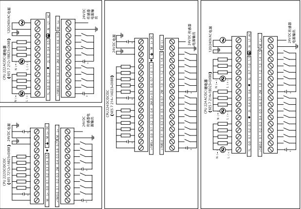探讨s7-200plc接线图的多元选择