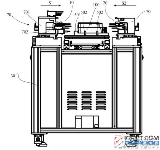 【新专利介绍】一种双层多功能电表检定设备