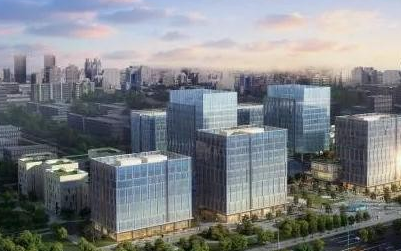 "IC龙头企业 北方入驻 中国""芯""硅谷IC Park盛..."