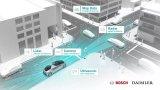 博世与戴姆勒正在持续深化合作,推动加快城市道路的完全自动驾驶汽车的发展