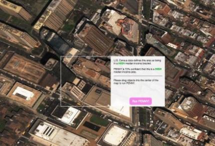 通过卫星图像来预测财富及变化的人工智能系统