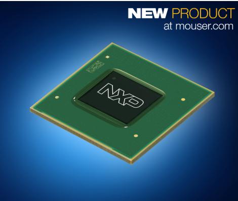 贸泽电子正式开售 NXP i.MX 8M处理器 适用于通用型人机界面(HMI)解决方案