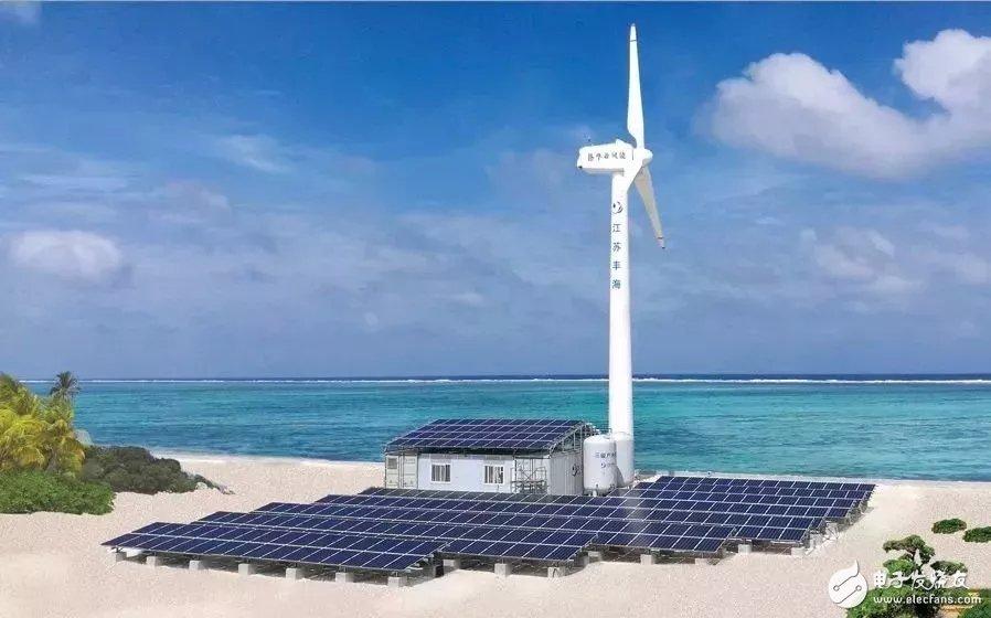 正文     中国首个远海岛屿智能微电网在海南省三沙市永兴岛已于2018