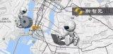 """""""导游Bot""""在模拟的纽约市中导航定位,使用自然语言跟""""游客Bot""""交流"""