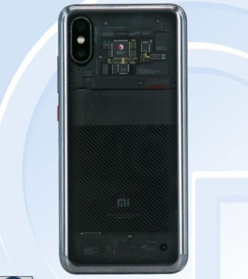 小米8透明探索版:正式入网工信部,8GB+128GB版3699元开售