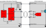 教你轻松设计电源隔离式4线制传感器发射器