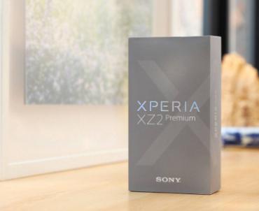 索尼XZ2 Premiumc:后置双摄,5.8 英寸 4K HDR 屏幕