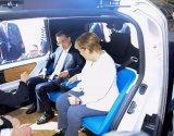 外国汽车品牌的自动驾驶汽车在中国落地,中国对此持开放态度