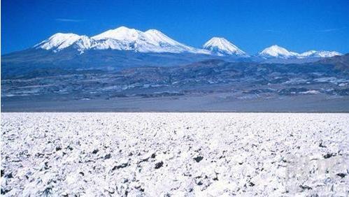 西藏珠峰已完成2500吨LCE锂盐湖矿项目 预计今年底产出第一批