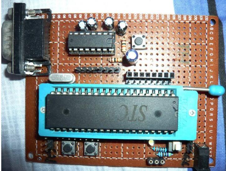 单片机采用高电平和低电平的复位说明