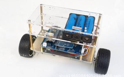 基于STM32设计的智能平衡小车源代码免费下载
