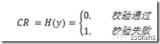 线性纠错码的基石——奇偶校验