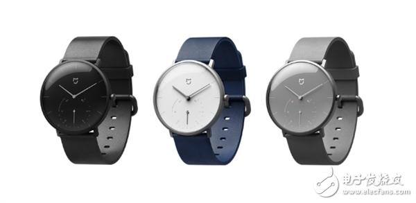 米家新品智能手表发布,内置运动传感器可支持连接手机