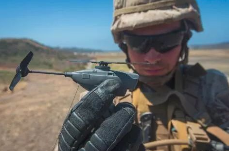 "FLIR推出""黑黃蜂""個人偵察系統 可提升陸軍分隊的監視和偵察能力"