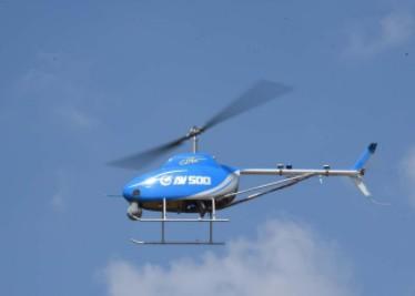 国产无人直升机试飞创造新纪录