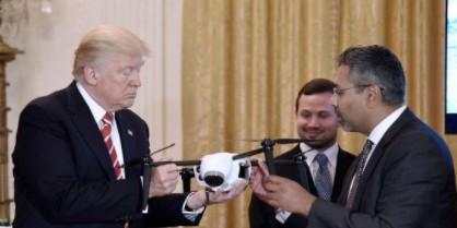 美国政府放宽对无人机审批,为无人机创造新的商业机...
