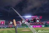 随着GEICO全明星FanFest的比赛发布,诞生了首次VR棒球冠军