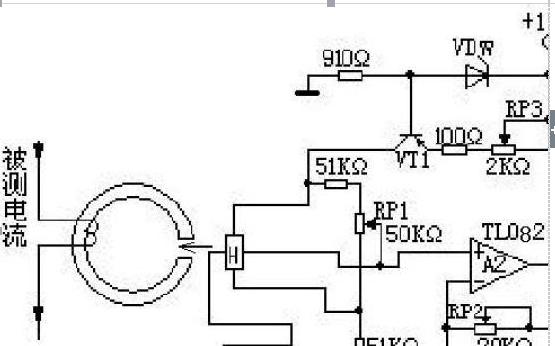 怎么利用霍尔元件的直流电流传感器和伺服型电流传感器