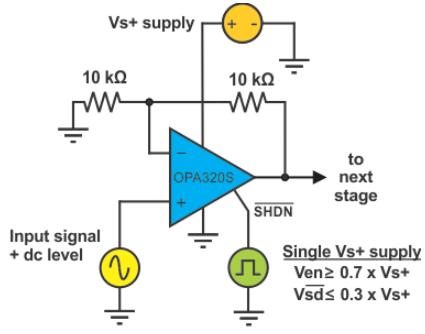 模拟电路设计中使用运算放大器的引脚汇总