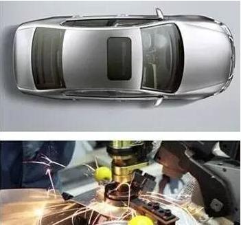 论激光焊接对汽车工艺的多种作用