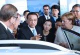 中德多次合作 引领全球智能网联汽车的发展