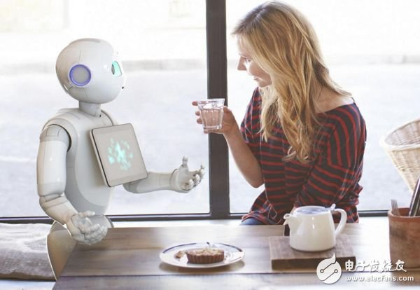 人工智能技术不断进步,让机器人实现更智能化