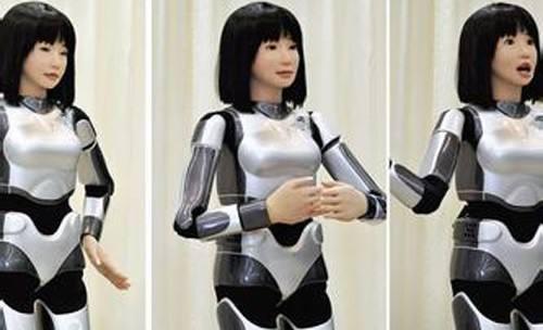 人形仿生机器人Atlas越来越像人了,你怎么看