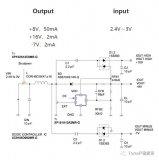 如何使用一个DCDC转换器来实现多路电压输出的电源方案