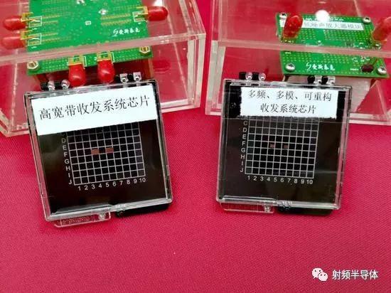 两款国产射频TRCV RFIC芯片,支持我国5G布局发展