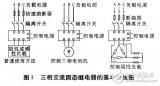 PLC控制三相交流电动机正反转控制电路介绍