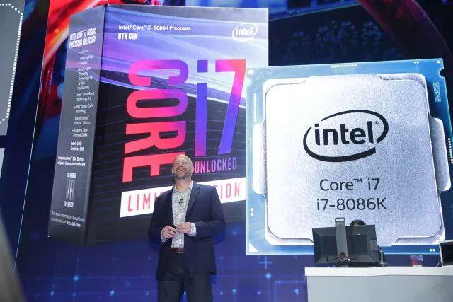 英特尔推出首个 5.0GHz处理器、5G电脑 将打破计算机的极限