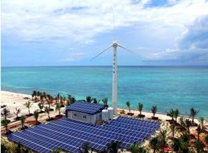 首个远海岛屿智能微电网建成,解决偏远地区供电有望