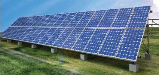 完整的分布式光伏产业链,重点发展自持光伏电站