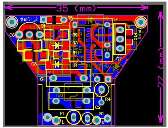 如何利用LM3447来进行非隔离调光GU10电源的详细资料图解概述