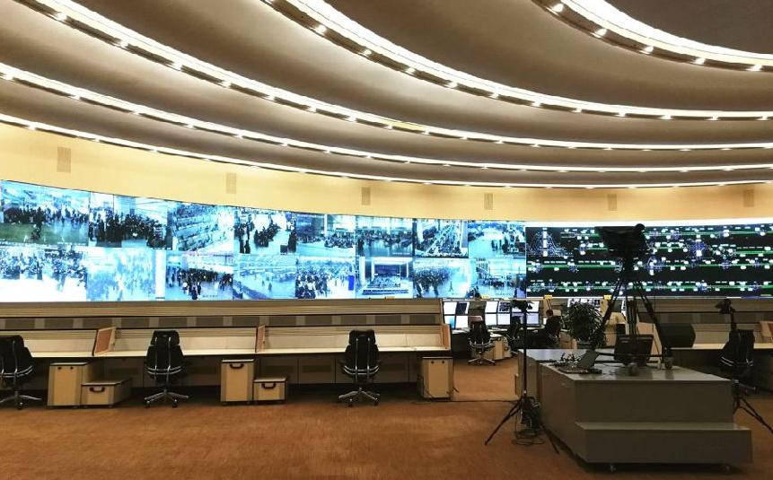 """中国通号承建全国铁路视频监控维保项目 助力中国铁路""""千里眼"""""""