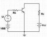 晶体管三种基本接法比较