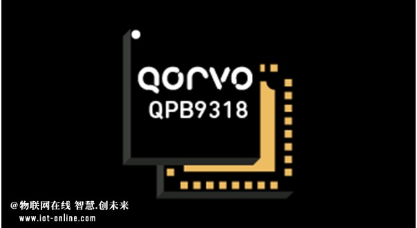 Qorvo推出两个双通道开关LNA??镼PB9318和QPB9319